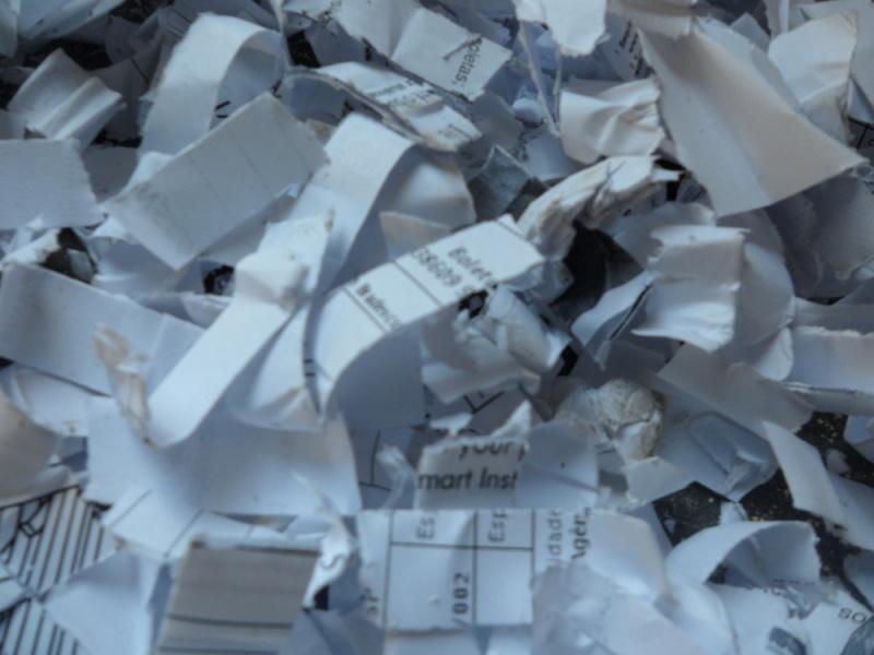 Destruição de Documentos em São Paulo Preço Embu - Destruição de Documentos em Sp
