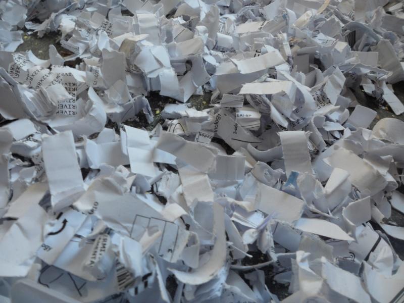Destruição de Documentos Empresariais Preço ABCD - Destruição de Documentos em São Paulo