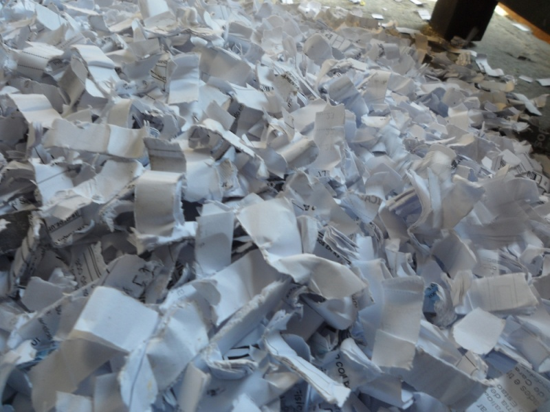 Destruição de Documentos Fiscais Preço em Itatiba - Destruição de Documentos