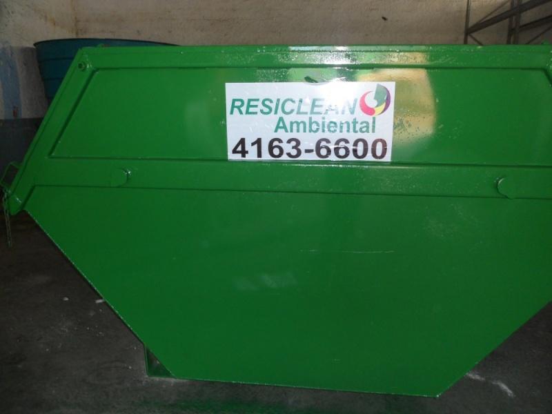 Eliminação de Resíduo Industrial em Franca - Eliminação de Resíduos