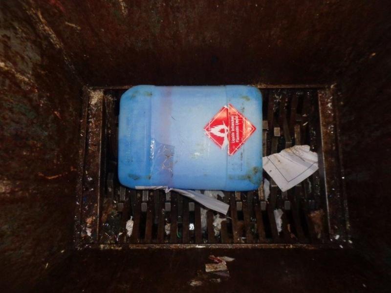 Eliminação de Resíduos Tóxicos Industriais Preço em Araraquara - Eliminação de Resíduos