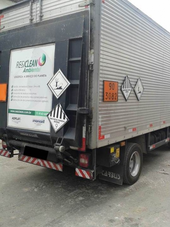 Onde Encontrar Gerenciamento de Resíduos em São Paulo em Mogi das Cruzes - Gerenciamento de Resíduos e Efluentes