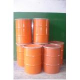 Coleta de resíduos sólidos industriais no Rio Grande da Serra