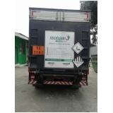 Coleta de resíduos sólidos em Mairiporã