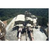 Coprocessamento de resíduos em fornos de cimento em Poá