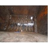 Coprocessamentos de resíduos industriais em fornos de cinquer em Ferraz de Vasconcelos