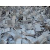 Descarte de documentos escolares preço em Araras