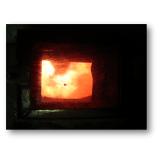 Incineração de documentos