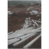 Descontaminação de lâmpada fluorescente em Amparo