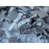 Destruição de documentos em são paulo preço no Arujá