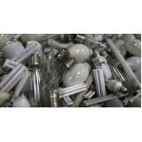 Empresa de descontaminação de lâmpadas preço ABC