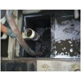 Gerenciamentos de resíduos líquidos em Santa Isabel