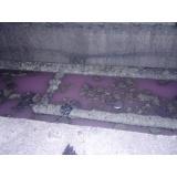 Incineração de resíduos químicos
