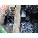 Limpeza de caixa de óleo preço em Limeira