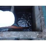 Limpeza de caixa de óleo em Salesópolis