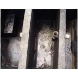 Limpeza de caixa separadora de água e óleo preço em Bauru