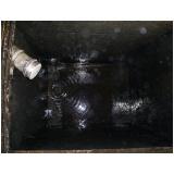 Limpeza de caixa separadora em sp preço em Bauru