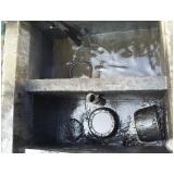 Limpeza de caixas separadoras de água e óleo em Vargem Grande Paulista