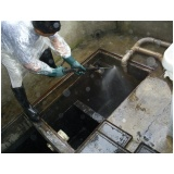 Empresa de limpeza de caixa separadora
