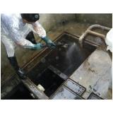 Lavagem de caixa separadora