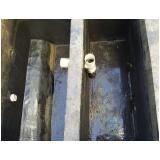 Limpezas de caixa separadora ABC