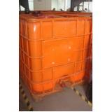 Logística reversa de embalagem de produtos químicos em Osasco
