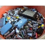 Logísticas reversa resíduos industriais em Bauru