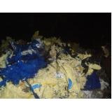 quanto custa destruição de produto inservível em Araras