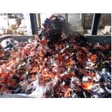 serviço de destruições de produtos inservíveis em Suzano