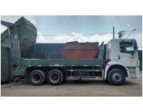 Transportes de Resíduos
