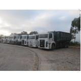 Transporte de resíduos em são paulo em Franco da Rocha