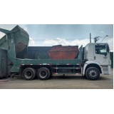 Transporte de resíduos sólidos preço em Cotia