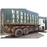 Transportes de resíduos em sp em Amparo