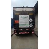 Transporte de resíduos em sp