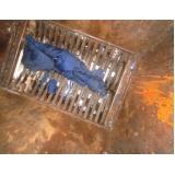 Tratamento de resíduos sólidos industriais em Carapicuíba