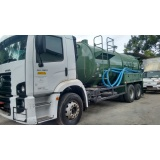Coleta e tratamento de resíduos líquidos