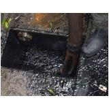 Tratamentos de resíduos sólidos industriais químico ABCD