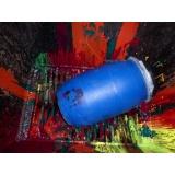 Tratamento de resíduos sólidos industriais químico