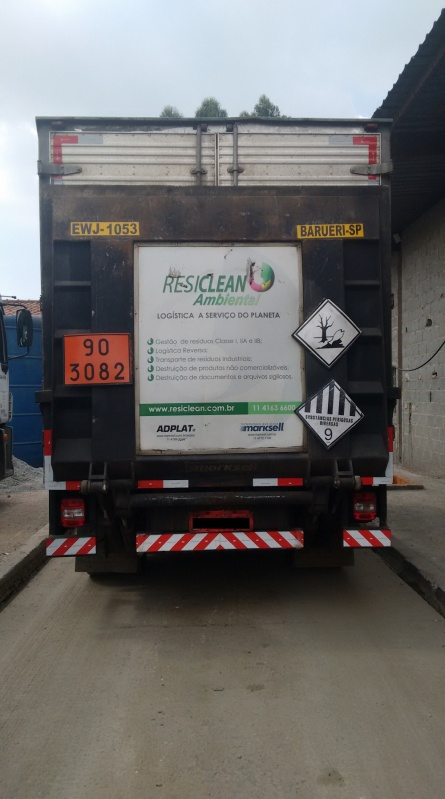 Tratamento de Resíduos Sólidos Preço em Cajamar - Coleta e Tratamento de Resíduos Sólidos